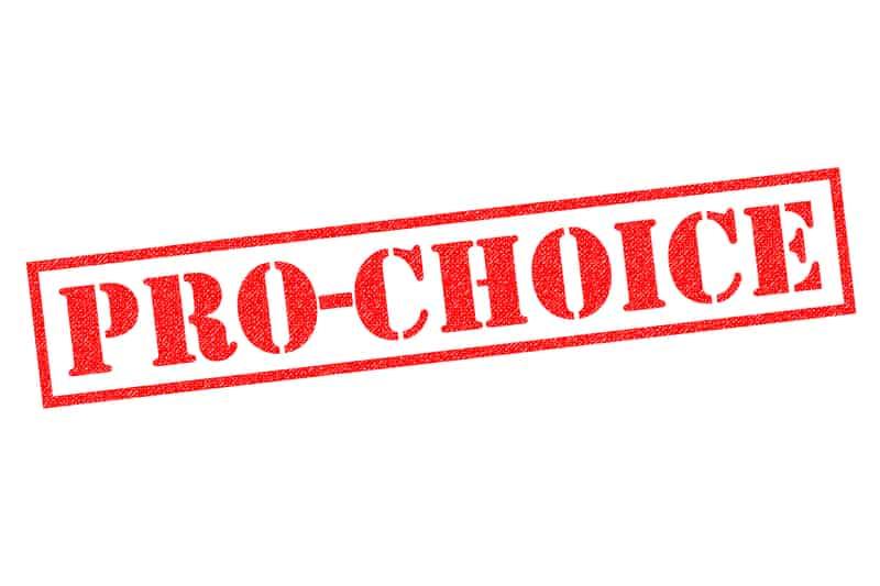 לנשים הזכות לבחור עם ברצונן לבצע הפסקת הריון יזומה