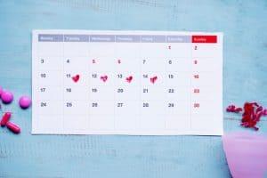 האם אפשר להיכנס להריון בזמן המחזור החודשי